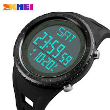 SKMEI Men <b>Digital</b> Watch <b>Outdoor</b> Men's <b>Sport Watches</b> Big Dial ...