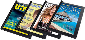 Binder Magazine Holders MagazineBindersFull getting organized Pinterest Magazine 44