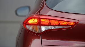 Hyundai Tucson Rear Light 2016 Hyundai Tucson Tail Light Hd Wallpaper 25
