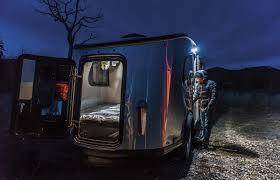 Airstream Weight Chart Airstream Basecamp The Airstream You Can Pull Behind A