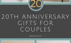 13 good 13th wedding anniversary gift ideas for him platinum gifts for 20th wedding anniversary