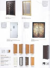 liquid glass outside doors aluminum or copper press outside doors