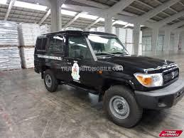 Toyota Land Cruiser 78 Metal Top - Hearse Brand new ref:1236 ...
