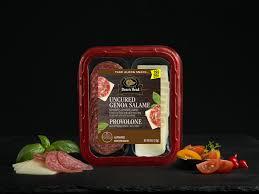 Genoa Salame Picante Provolone Cheese Snack Boars Head