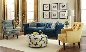 Room Blue Sofa In Living Room Interior Design Ideas Fresh In
