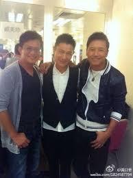 Wong Ka Wah Andy Lau and Michael Miu Weibo. Hong Kong actors. Chinese  celebs | Asian actors, Beautiful people, Celebrities