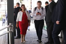 The international development secretary also reportedly visited the golan heights during her visit in israel. Shamed Tory Priti Patel To Get Plum Job In Boris Johnson S Top Team Mirror Online