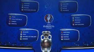 قرعة يورو 2016 رحيمة بأصحاب الضيافة