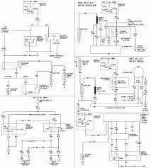 Car electrical wiring knock sensor wiring diagram harness for 87
