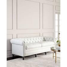 Amazing leather sofa ideas nailheads Charming Leather White Sofa For Charming Best 25 White Leather Sofas Ideas On Pinterest White Leather Nakedonthevaguecom Leather White Sofa For Adorable Nice Leather White Sofa Italian