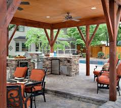 ideas for patio furniture. Stone Outdoor Kitchen Ideas For Patio Furniture D