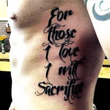 Pin by Bernice Mueller on Tattoos in 2020 | Rib tattoos for guys, Rib  tattoo, Back tattoos for guys