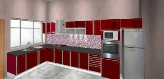 Small Picture Beautiful Aluminium Kitchen Cabinet Aluminium Fabrication Kitchen