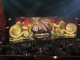 Elton John Million Dollar Piano Seating Chart The Colosseum At Caesars Palace Section 305 Row A Elton