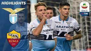 Lazio 3-0 Roma | Lazio Stun Roma In Fiery Derby