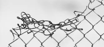 how to repair a chain link fence broken chain link fence png e52 broken