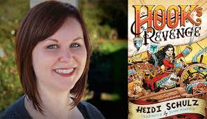Heidi Schulz, Author of Hook's Revenge, Recommends Great Books and ...