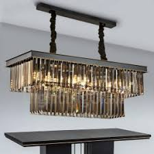 glass pendant shades. Retro Crystal Pendant Lights For Cafe Bar Living Room Restaurant Exibittion Hall Glass Shades
