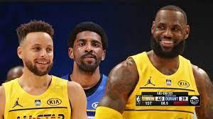 Team LeBron vs Team Durant Full Game ...