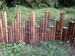 Small Picture Bamboo Garden Fencing And Bamboo Garden Fence Ideas FelmiAtika 26
