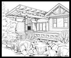 Small Picture printable country scenes folk art coloring pages Google Search