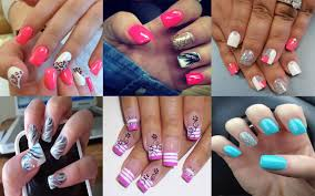 23 Beautiful Nail Art Designs for Acrylic Nails