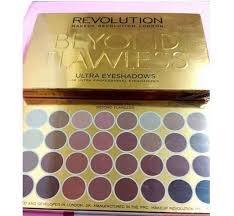 makeup revolution palette flawless brownsvilleclaimhelp makeup revolution ultra 32 shade eyeshadow beyond flawless 16g