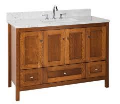 strasser shaker bathroom vanity