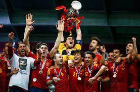 ثقة مرتفعة لدى الإسبان بالفوز بكأس أوروبا