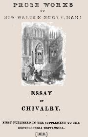 chivalry essay knights and its cultural origins essay writing on n  knights and its cultural origins the following excerpts describing gynocentric chivalry are taken from sir walter