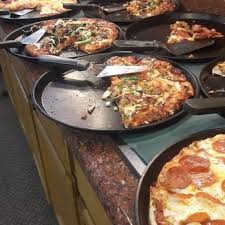 photo of round table pizza santa clara ca united states the buffet