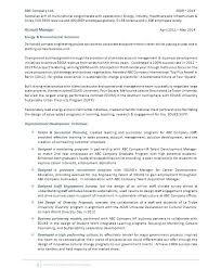 Sample Mckinsey Resume Mckinsey Resume Example Sample To And Company Komphelps Pro