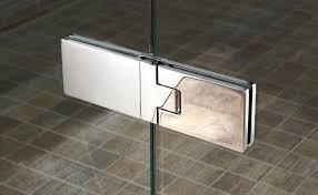 adjusting glass shower door polished shower door hinges adjusting glass shower doors