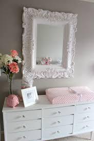 Mirrors For Girls Bedroom Elegant Pink Grey Nursery Project Nursery