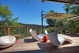 contemporary rustic modern furniture outdoor. outdoor bowling alley deck rustic with eclectic mountain home san francisco fence contractors contemporary modern furniture