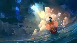 One Piece Ship Live Wallpaper ...