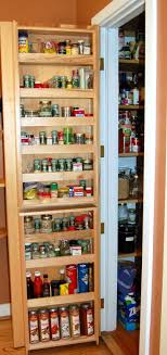 Kitchen Pantry Organizer 17 Best Ideas About Door Spice Rack On Pinterest Pantry Door