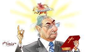 Resultado de imagem para charges de Eduardo Cunha
