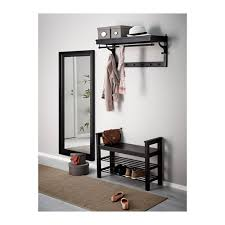Ikea Hemnes Coat Rack HEMNES Bench with shoe storage IKEA 18