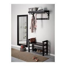 Ikea Hemnes Coat Rack HEMNES Bench with shoe storage IKEA 18