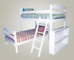 the luke lshape bunk bed conversion  kids cove