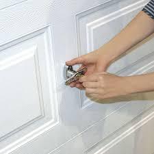 garage door lock handle. Universal Garage Door Lock Handle