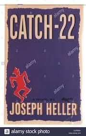 1960s usa catch 22 by joseph er book cover