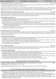 Supply chain analyst resume is one of the best idea for you to make a good  resume 10
