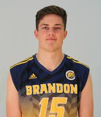 Travis Walls - Men's Volleyball - Brandon University Athletics