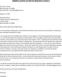 Constructing A Cover Letter Pdf