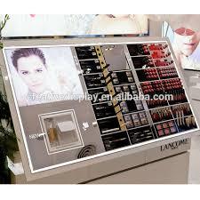Professional Makeup Display Stands Cheap Custom Professional Makeup Display StandsAcrylic Makeup 2