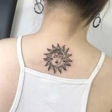 25 Sun And Moon Tattoo Design Ideas Sortra