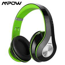 Designer Wireless Headphones Mpow 059 Bluetooth Wireless Headset Over Ear Stereo Foldable Headphone Ergonomic Design Earmuffsbuilt In Mic And Wired Mode