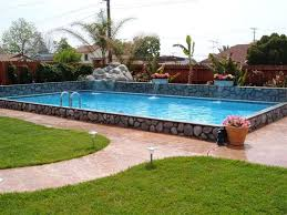 in ground swimming pool. Islander® Inground Pools In Ground Swimming Pool